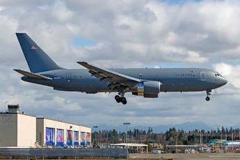 N842BA - USA - Air Force Boeing KC-46A Pegasus