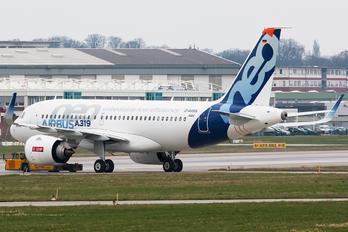D-AVWA - Airbus Industrie Airbus A319neo