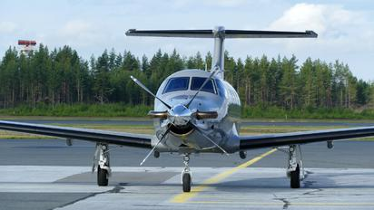 PI-04 - Finland - Air Force Pilatus PC-12