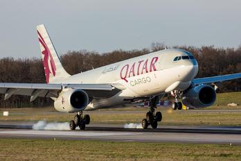 A7-AFF - Qatar Airways Cargo Airbus A330-200F