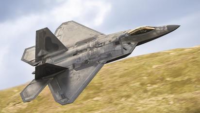 05-4107 - USA - Air Force Lockheed Martin F-22A Raptor