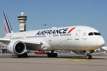 F-HRBA - Air France Boeing 787-9 Dreamliner