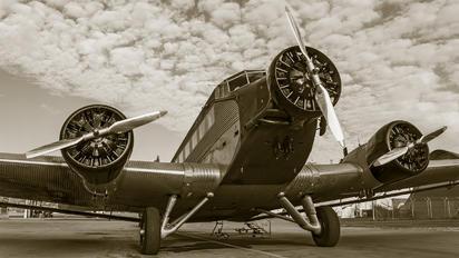 HB-HOP - Ju-Air Junkers Ju-52