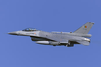FA-128 - Belgium - Air Force General Dynamics F-16A Fighting Falcon