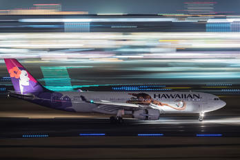 N390HA - Hawaiian Airlines Airbus A330-200