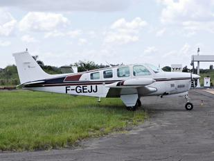 F-GEJJ - Private Beechcraft 36 Bonanza