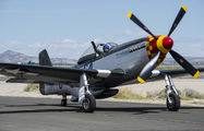 NL7715C - Private North American P-51D Mustang aircraft