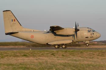 2704 - Romania - Air Force Alenia Aermacchi C-27J Spartan