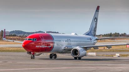 LN-NGG - Norwegian Air Shuttle Boeing 737-800