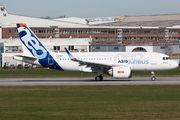 D-AVWA - Airbus Industrie Airbus A319neo aircraft