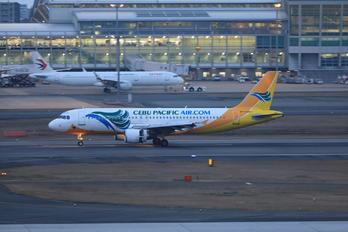 RP-C3267 - Cebu Pacific Air Airbus A320