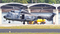 S-454 - Netherlands - Air Force Aerospatiale AS532 Cougar aircraft