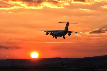 HB-IYO - Swiss British Aerospace BAe 146-300/Avro RJ100