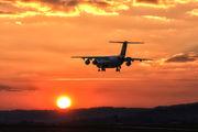 HB-IYO - Swiss British Aerospace BAe 146-300/Avro RJ100 aircraft