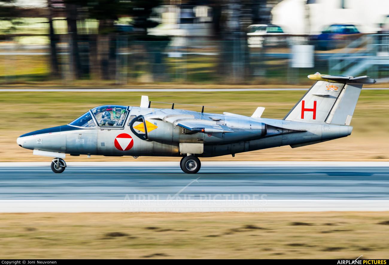 Austria - Air Force AFB-LGTG aircraft at Innsbruck