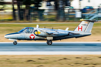 AFB-LGTG - Austria - Air Force SAAB 105 OE