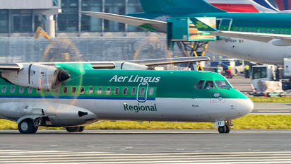 EI-FAT - Stobart Air ATR 72 (all models)
