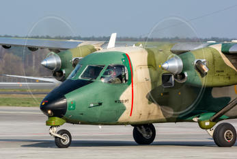 0217 - Poland - Air Force PZL M-28 Bryza