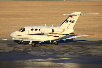 OE-FWD - Private Cessna 510 Citation Mustang