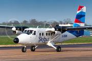 G-CEWM - Skybus de Havilland Canada DHC-6 Twin Otter aircraft