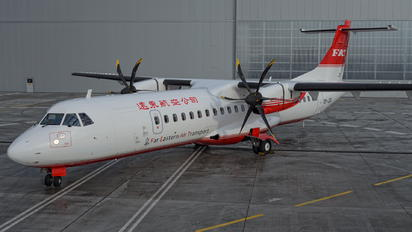 OY-JZG - Far Eastern Air Transport ATR 72 (all models)