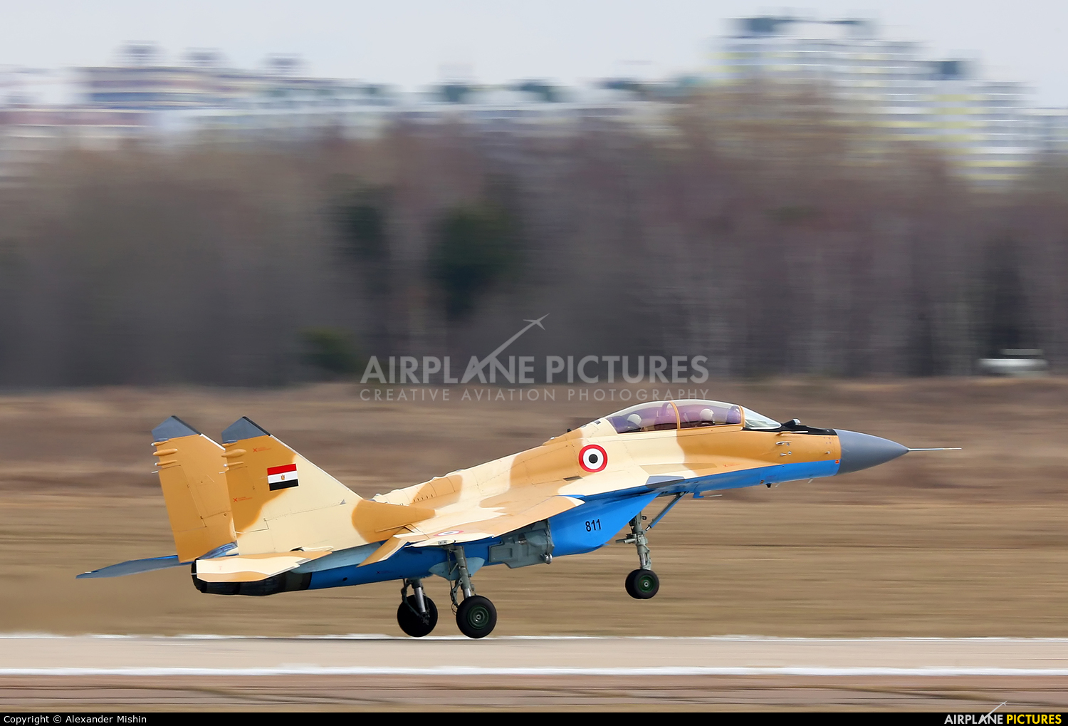 Egypt - Air Force - aircraft at Ramenskoye - Zhukovsky