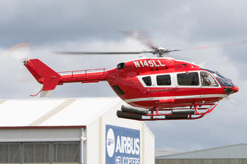 N145LL - Private Eurocopter EC145