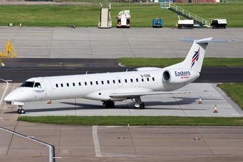 G-CISK - Eastern Airways Embraer EMB-145