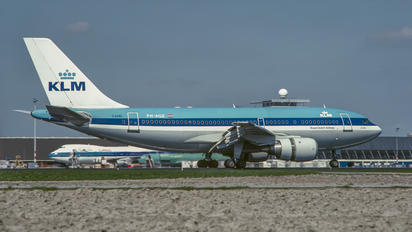 PH-AGE - KLM Airbus A310