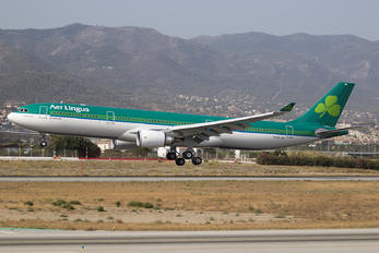 EI-FNG - Aer Lingus Airbus A330-300