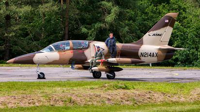 N214AX - Airborne Tactical Advantage Company (ATAC) Aero L-39ZA Albatros