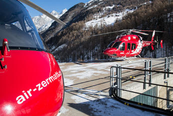 HB-ZSU - Air Zermatt Bell 429