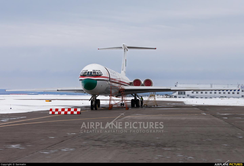 Sudan - Government ST-PRA aircraft at Kazan