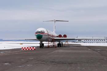 ST-PRA - Sudan - Government Ilyushin Il-62 (all models)