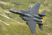 LN602 - USA - Air Force McDonnell Douglas F-15E Strike Eagle aircraft