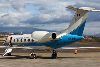 XC-LMF - Mexico - Navy Gulfstream Aerospace G-IV,  G-IV-SP, G-IV-X, G300, G350, G400, G450