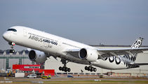 F-WLXV - Airbus Industrie Airbus A350-1000 aircraft