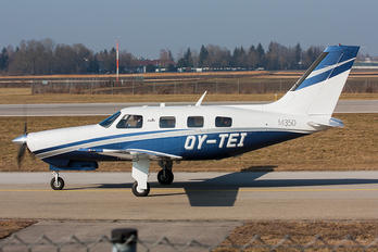 OY-TEI - Private Piper PA-46 Malibu / Mirage / Matrix