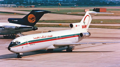 CN-CCG - Royal Air Maroc Boeing 727-200