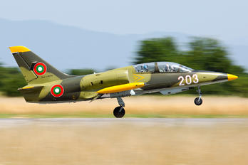 203 - Bulgaria - Air Force Aero L-39ZA Albatros