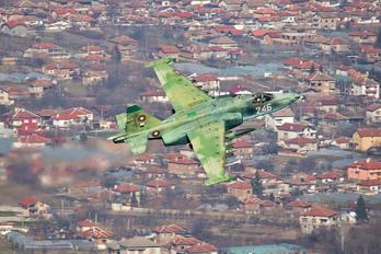 246 - Bulgaria - Air Force Sukhoi Su-25