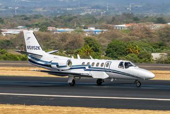 N5852K - Private Cessna 550 Citation II