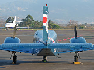 MSP017 - Costa Rica - Ministry of Public Security Piper PA-34 Seneca