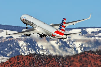 N184AN - American Airlines Boeing 757-200