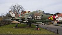 7308 - Poland - Air Force Sukhoi Su-22M-4 aircraft