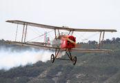 EC-ZXU - Private Tot Biplá SE5 Replica aircraft