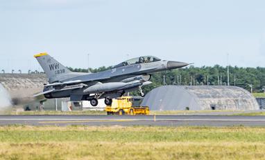 AF90838 - USA - Air Force Lockheed Martin F-16CJ Fighting Falcon