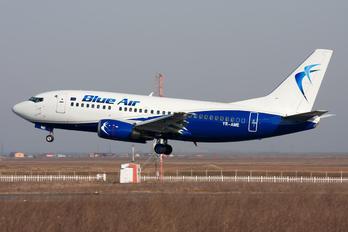 YR-AME - Blue Air Boeing 737-500