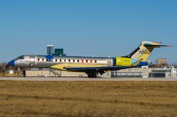 C-GBLB - Bombardier Bombardier BD700 - Global 7000