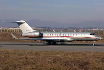 9H-VJK - Vistajet Bombardier BD-700 Global 6000